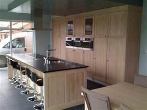 meuble de cuisine sur mesure 5 idees de decoration With idee deco cuisine avec prix cuisine sur mesure