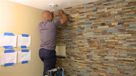 natural stone wall tiles living room  home youtube