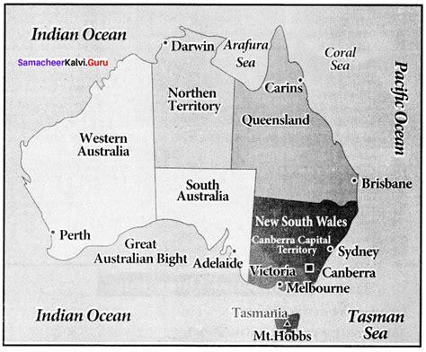 The wet tropics of queensland, or wet tropics, stretches along the northeast coast of australia for some 450 kilometres. Bhagya - Page 42 - Samacheer Kalvi