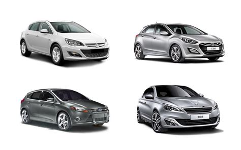 Enterprise Compact Car List