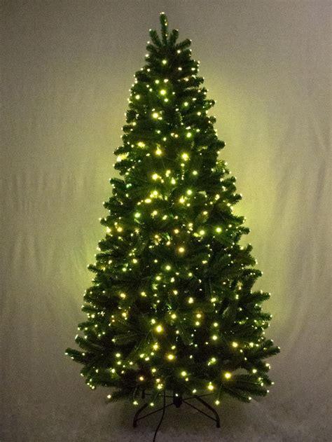 multi colour function dancing light fibre optic tree 1