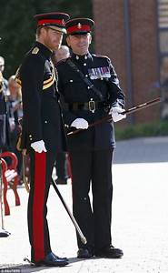Prince Harry on why he joined the forces as flies in to ...