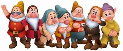 Dwergen Seven Wikia Dwarfs Hearts Kingdom