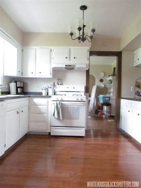 do you install hardwood floors kitchen cabinets how to afford a kitchen remodel 9951