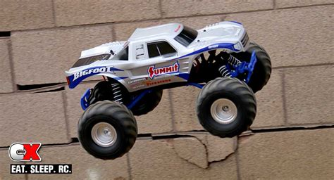 what happened to bigfoot the monster truck review traxxas bigfoot 2wd monster truck