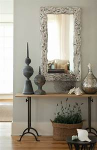 Miroir Bois Flotté : miroir cadre bois un accessoire la fois pratique et esth tique ~ Teatrodelosmanantiales.com Idées de Décoration
