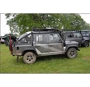 TopWorldAuto >> Photos Of Land Rover Defender 110 Pick Up