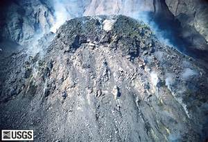 How Does A Lava Dome Form