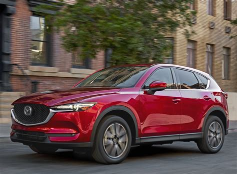 Mazda 5 Picture by Redesigned Mazda Cx 5 Crossover Now Available Diesel