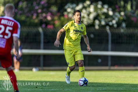 Daniele Bonera: Experience and class | by Villarreal CF ...