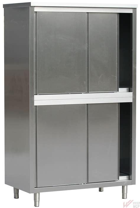 rangement inox cuisine armoire de rangement inox pour cuisine vivier mcp