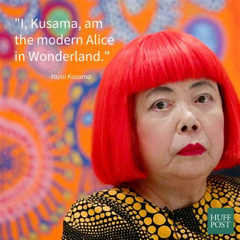Meet Yayoi Kusama, The Woman Recently Dubbed The World's