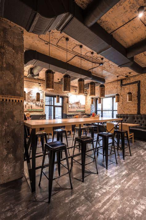 star burger  sergey makhno architects archiscene  daily architecture design update