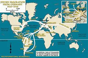 Jewish emigration from Germany, 1933-1940   The Holocaust ...