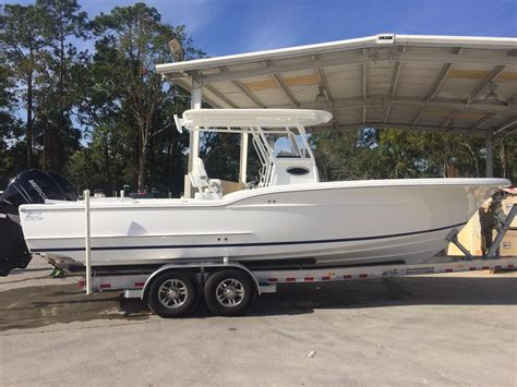 Center Console Boats Weight by 2017 Buddy Davis 28cc Power New And Used Boats For Sale