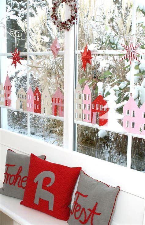 Weihnachtsdeko Fenster Basteln by Weihnachtsdeko Basteln Fenster Kinder Porta De Nadal