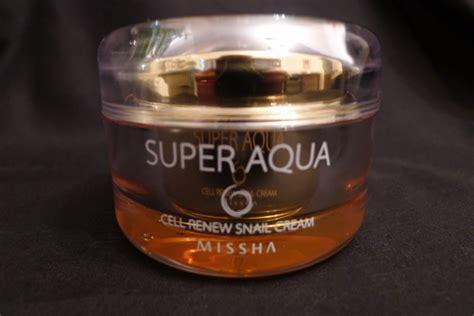 Jual Missha Aqua Cell Renew Snail missha aqua cell renew snail sleeping mask