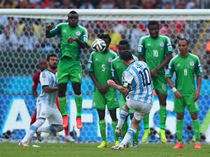 Nigeria to play Argentina in friendly match next month ...