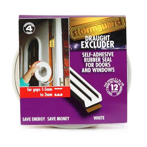 Stormguard Windowdoor Draught Excluder  P&e Rubber Door