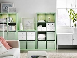 Kallax Ikea Regal : regal kallax mint von ikea ~ Markanthonyermac.com Haus und Dekorationen