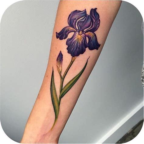 25+ Best Ideas About Iris Tattoo On Pinterest Tiny