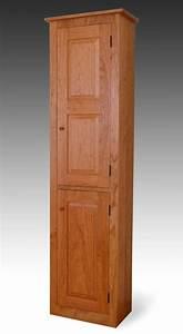 Shaker chimney cupboard - FineWoodworking