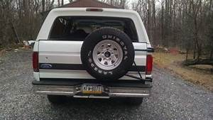 94 Ford Bronco Xlt  All New Suspension  New Inspection
