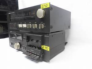 Receiver E Taipe Deck Gradiente S-126