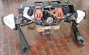 Jaguar Independent Rear Suspension