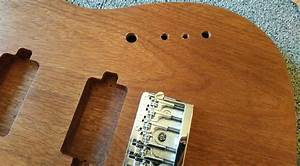 Building A Guitar  Telecaster Thinline  12 Steps  With