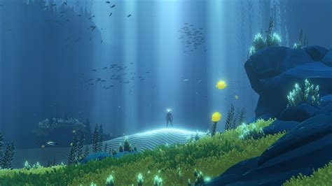 abzu screenshots pictures wallpapers playstation  ign