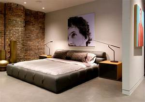 Chambre a coucher 103 grandes idees archzinefr for Belle chambre a coucher