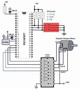 Kinetic Watch Winder  U2013 Microcontroller Based Projects