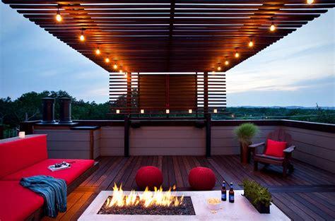 rooftop patio austin outdoor design
