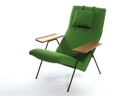 Reclining Chair Designed By Robin Day