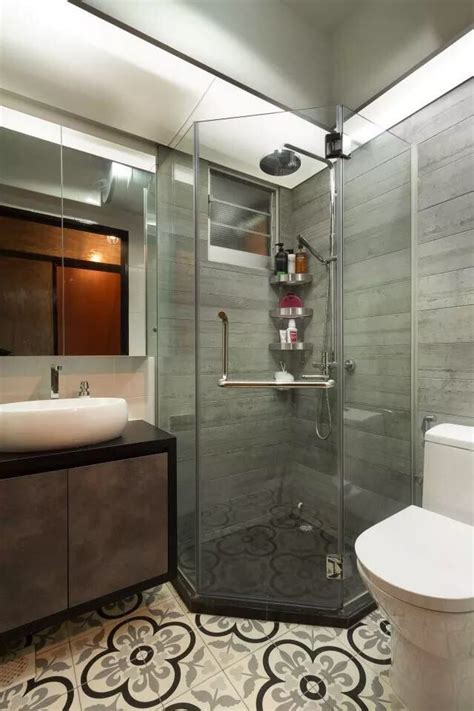 Modern Bathroom Design Small Area by Looks Pretty Cool But The Shower Area Small A