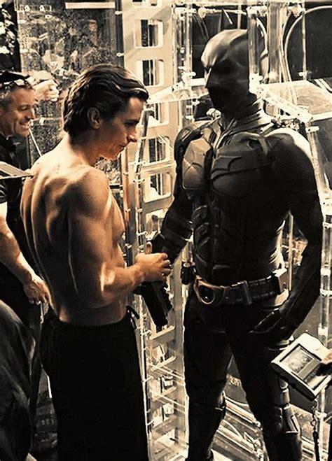 The Dark Knight Rises Batman Christian