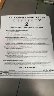 Destiny 2 DLC Expansion Release Dates | Screen Rant