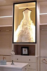 30 ways to display your wedding dress and accessories With wedding dress display case