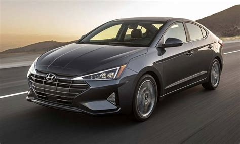 2019 Hyundai Elantra Brings Sharper New Face, More Tech