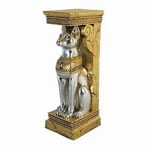 Design Toscano NE75327 Egyptian Cat Goddess Bastet ...