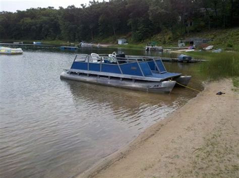 Electric Boat Ta by My Alume Pontoon Forum Gt Get Help With Your Pontoon