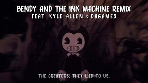 Bendy And The Ink Machine Instrumental & Lyric Video The