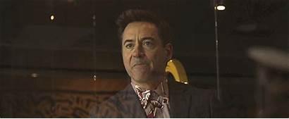 Downey Gq Shoot Behind Robert