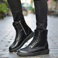 Men Boots Yesstyle