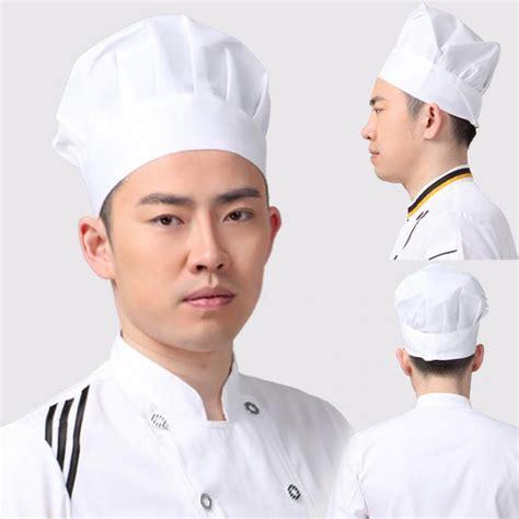 cap cuisine adulte baker chapeaux promotion achetez des baker chapeaux