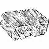 Wood Coloring Drawing Firewood Plank Log Fire Pages Logs Lamborghini Veneno Sketch Template 20kg Lumber Getdrawings Wooden Woods Fuel Drawings sketch template