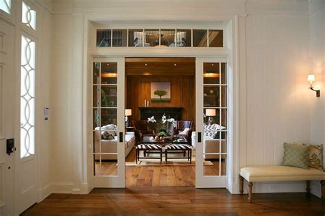 Doors To Living Room by Living Room With Sliding Doors Beautiful Interior