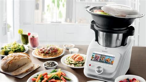 Thermomix® Oder Monsieur Cuisine Connect Welche