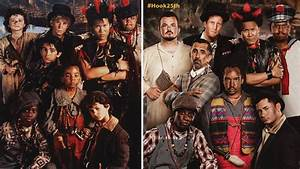 "Rufio & The Lost Boys Of ""Hook"" Reunite For An Epic Photo ..."
